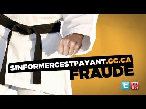 Vidéo : Bons coups pour vous protéger contre la fraude