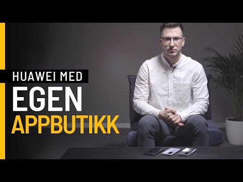 Hva er Huawei AppGallery?