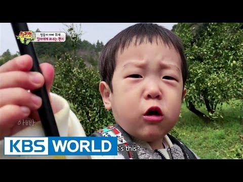 The Return of Superman | 슈퍼맨이 돌아왔다 - Ep.76 (2015.05.24)