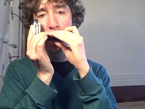 Star-Spangled Banner - Harmonica Tutorial
