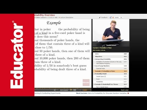 Expected Value Probability | AP Statistics