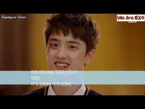 idol acting cut ( d.o , woohyun , hoya , sungyeol , L , sungjae , ) - infinite btob exo