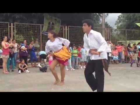 Folklore dance -Tribal-Ecuador