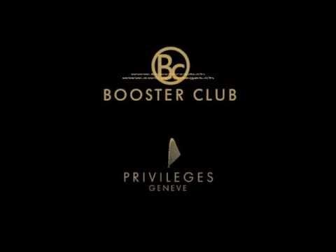 Booster Club Privileges mai 2016