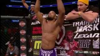 SOLDIER OF GOD' Yoel Romero - UFC Highlights 2014 HD