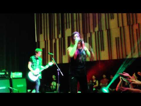 Against The Current - Thinking (Live in Kuala Lumpur)