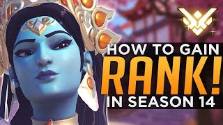 Overwatch: BEST Ways to Rank Up in Season 14!