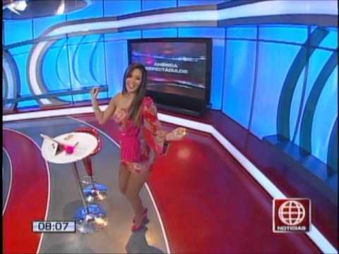 Silvia Cornejo: El bombon asesino de América Espectáculos