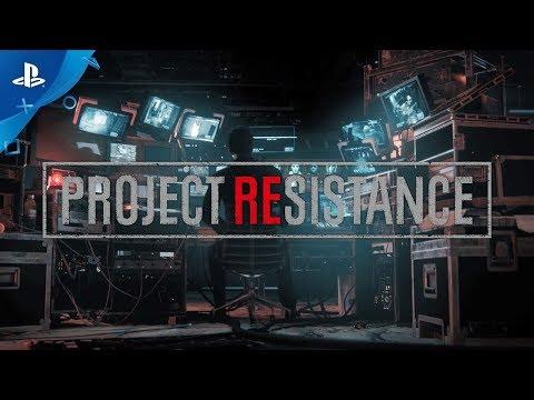 Project Resistance - TGS 2019 Trailer de Gameplay    PS4