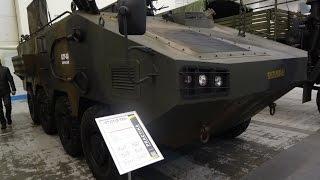 """Техніка війни: Тілоохоронці. Колісна """"Зброя та безпека-2016"""""""