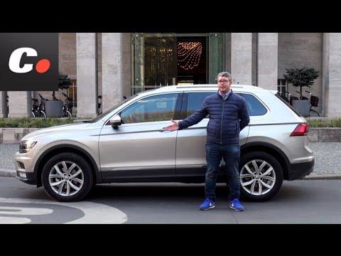 Volkswagen Tiguan SUV 2016 | Primera Prueba / Review en español | Contacto | coches.net