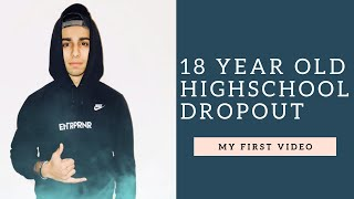 18 Year Old High School Dropout - Konain Shah
