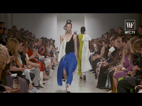 Christian Wijnants Spring-summer 2020 Paris fashion week