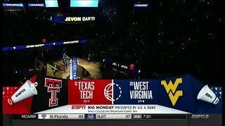 NCAAB 02 26 2018 Texas Tech at West Virginia 720p60