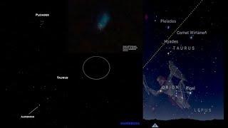 Earth entering a PEAK Meteor Shower as HISTORIC Comet soars through sky!
