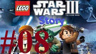 Lego Star Wars III: The Clone Wars #08 Die Verteidiger des Friedens [Komplettlösung;deutsch/german]