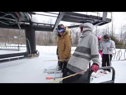 The Sandy Boville Invitational 2013 Outback Terrain Park