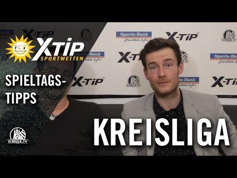 X-TiP Spieltagstipp mit Timo Oehlenschläger (Groß-Flottbeker Spielvereinigung) - 22. Spieltag, Kreisliga 2 | ELBKICK.TV