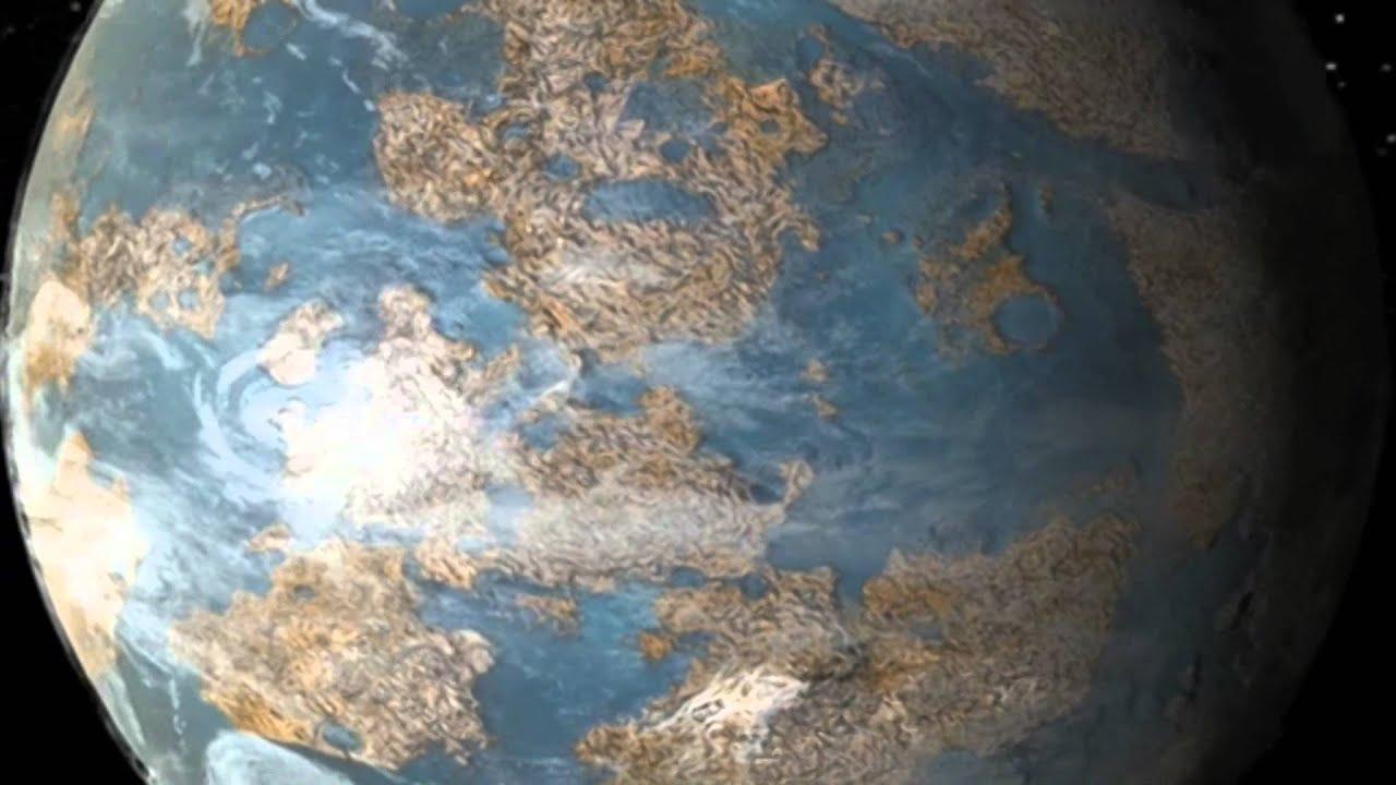 Kepler 22b First Confirmed Earth Like Planet Orbiting