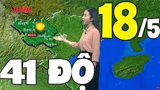 Dự báo thời tiết hôm nay và ngày mai 18/5 | Dự báo thời tiết đêm nay mới nhất - YouTube