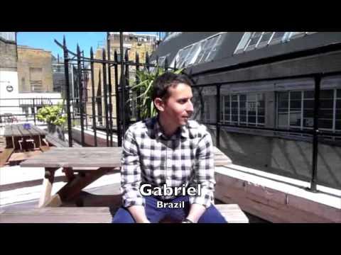 London Student Testimonial - Brazil
