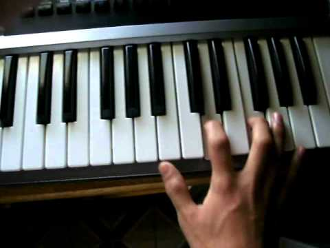 Ritmo de Merengue en piano tutorial
