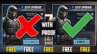 GET SEASON 7 Royal Pass For FREE WITH PROOF Pubg Mobile