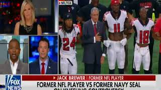 Carl Higbie & Jack Brewer Discuss NFL Protests