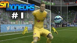 FIFA 18 - EL PORTERO SIN MANOS (EL MAS MANCO DEL FIFA) - ASÍ EMPIEZA ULTIMATE TEAM
