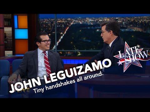 John Leguizamo Went Clubbing With Donald Trump In The 90s