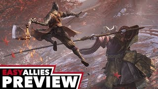 Sekiro: Shadows Die Twice - First Hands-On Impressions