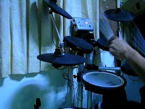LINKINPARK NEW DIVIDE (變形金剛二主題曲)drum by HALU
