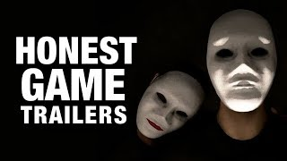 WELCOME TO THE GAME 2 (Honest Game Trailers)