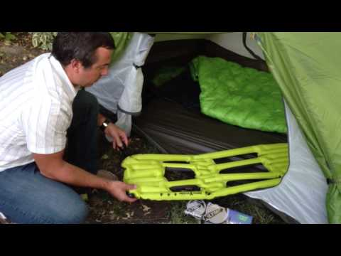 KLYMIT Inertia Ultra Light Camping Pad Review