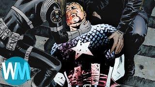 Top 10 Heartbreaking Deaths in Marvel Comics