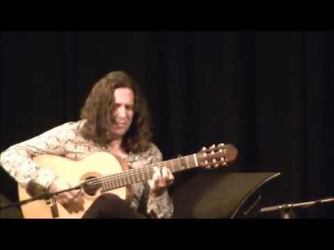 La guitarra flamenca de Tomatito y su Grupo en el CMU San Juan Evangelista de Madrid
