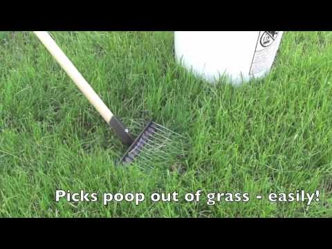 Pooper Scooper by Jibber Gear.The professional's favorite dog poop scoop - handcrafted in USA!