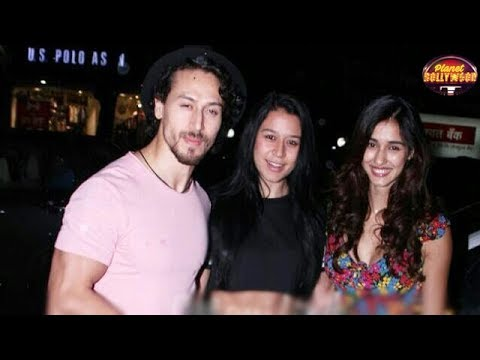 Tiger Shroff Keeps Up His Promise For Disha Patani & She Calls Herself His Fan