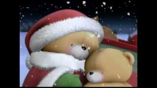 """Merry Christmas and Happy New Year. Song """"Happy Christmas (War Is Over)"""" by Celine Dion."""