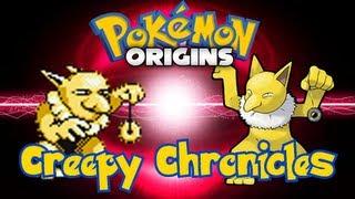 Pokemon Origins | Creepy Chronicles | Hypno's Lullaby