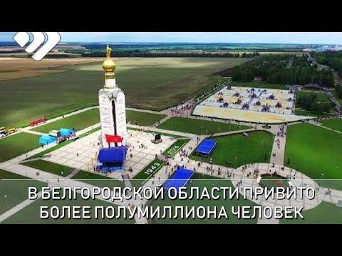В Белгородской области уже привито более полумиллиона человек, или 73% от плана