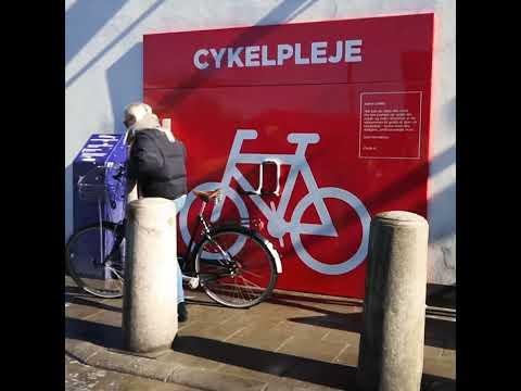 Cykelpleje hos Circle K