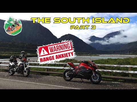 South Island NZ Road Trip 🥝 Part 3: The West Coast (Range Anxiety)