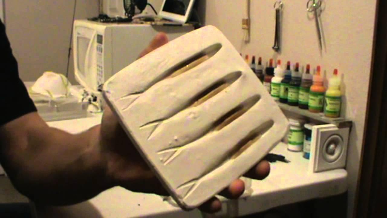 Makelure Make Your Own Soft Plastic Injection Lure Mold – Fondos de
