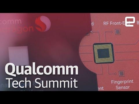 Qualcomm Tech Summit 2017 in under 4 minutes