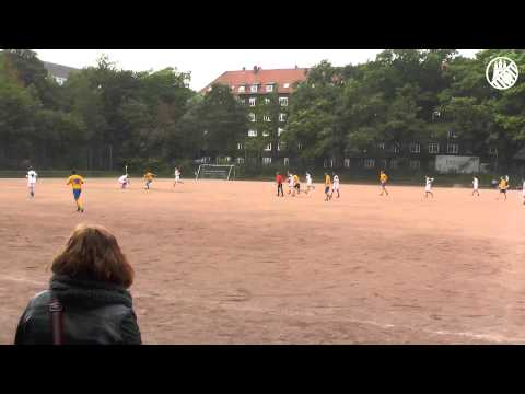 FC Alsterbrüder - FC Teutonia 05 II (Kreisliga 2) - Spielszenen | ELBKICK.TV