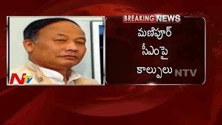 Manipur CM escapes unhurt in shooting spree..