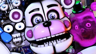 FUNTIME FREDDY JOINS THE ACTION! || Ultimate Custom Night MOD Part 2