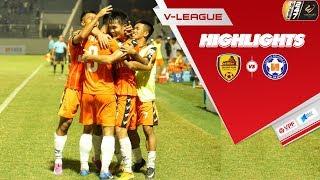 Highlights   Quảng Nam - SHB Đà Nẵng   Chấm dứt chuỗi trận không thắng sân khách   VPF Media