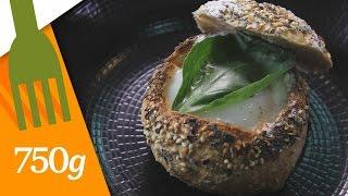 Recettes de cuisine : 750 Grammes Pain surprise façon œuf cocotte - 750 Grammes (Recette sponsorisée) en vidéo